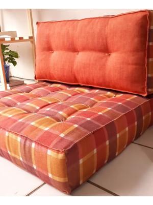 sofá futon sharp